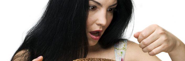 Queda de cabelos | Causas e tratamentos